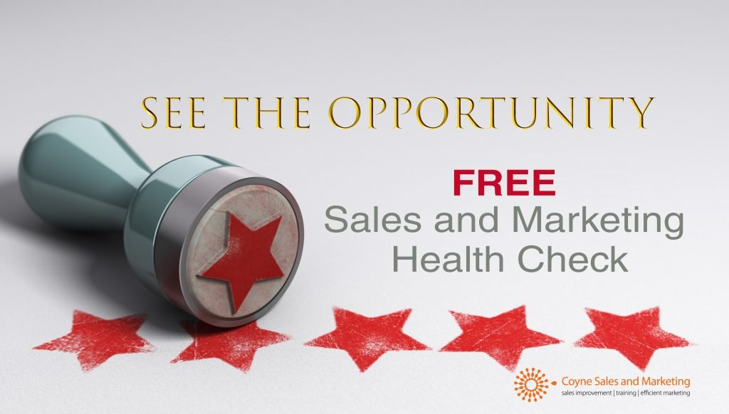 marketing & Sales Health Check
