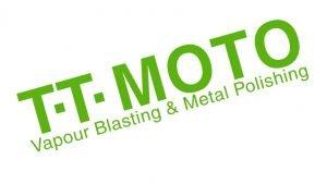 TT-MOTO | Vapour blasting | Alloy Polishing